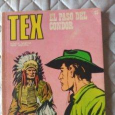 Cómics: TEX BURULAN Nº 65. Lote 176996682