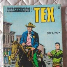 Cómics: TEX BURULAN Nº 63. Lote 176997075