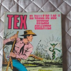 Cómics: TEX BURULAN Nº 60. Lote 176997427