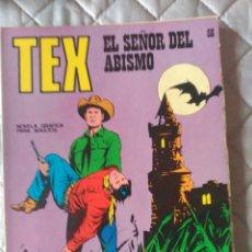 Cómics: TEX BURULAN Nº 58. Lote 176997657