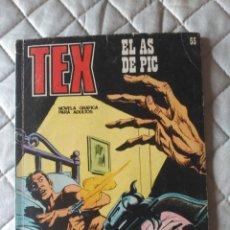 Cómics: TEX BURULAN Nº 55. Lote 176997957