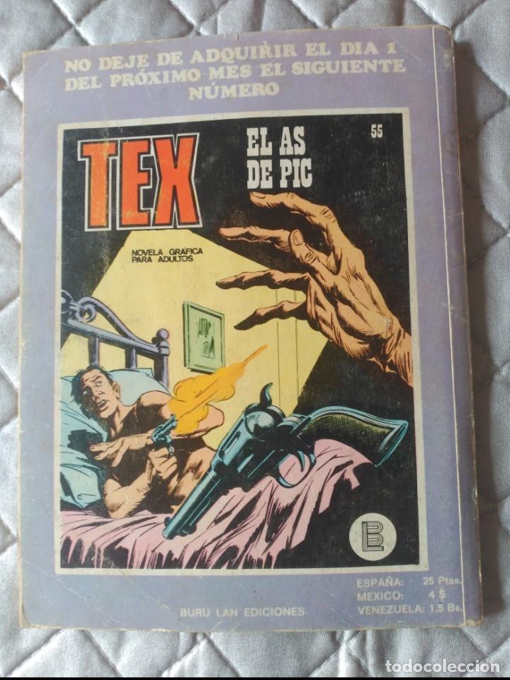 Cómics: Tex Burulan Nº 54 - Foto 2 - 176998115