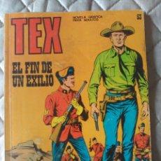 Cómics: TEX BURULAN Nº 53. Lote 176998243