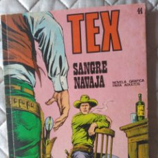 Cómics: TEX BURULAN Nº 44. Lote 176999449