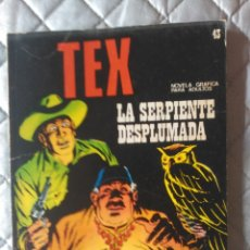 Cómics: TEX BURULAN Nº 43. Lote 176999590