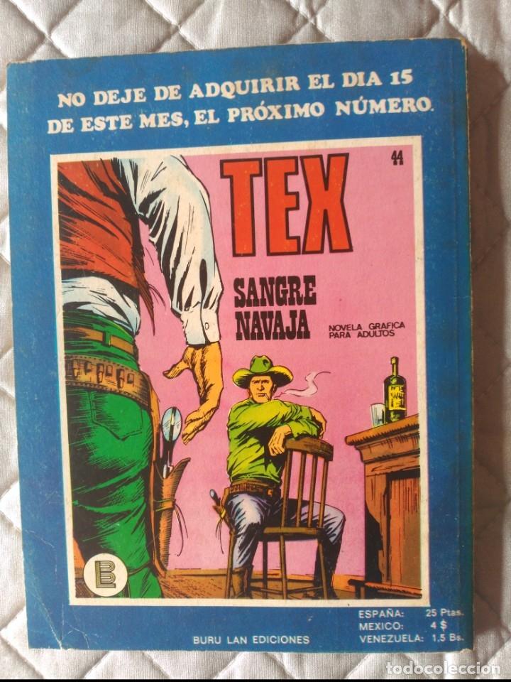 Cómics: Tex Burulan Nº 43 - Foto 2 - 176999590