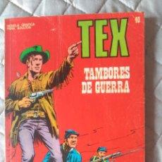 Cómics: TEX BURULAN Nº 40 MUY DIFÍCIL. Lote 176999980
