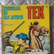 Cómics: TEX BURULAN Nº 36. Lote 177000442