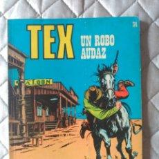 Cómics: TEX BURULAN Nº 34. Lote 177000793
