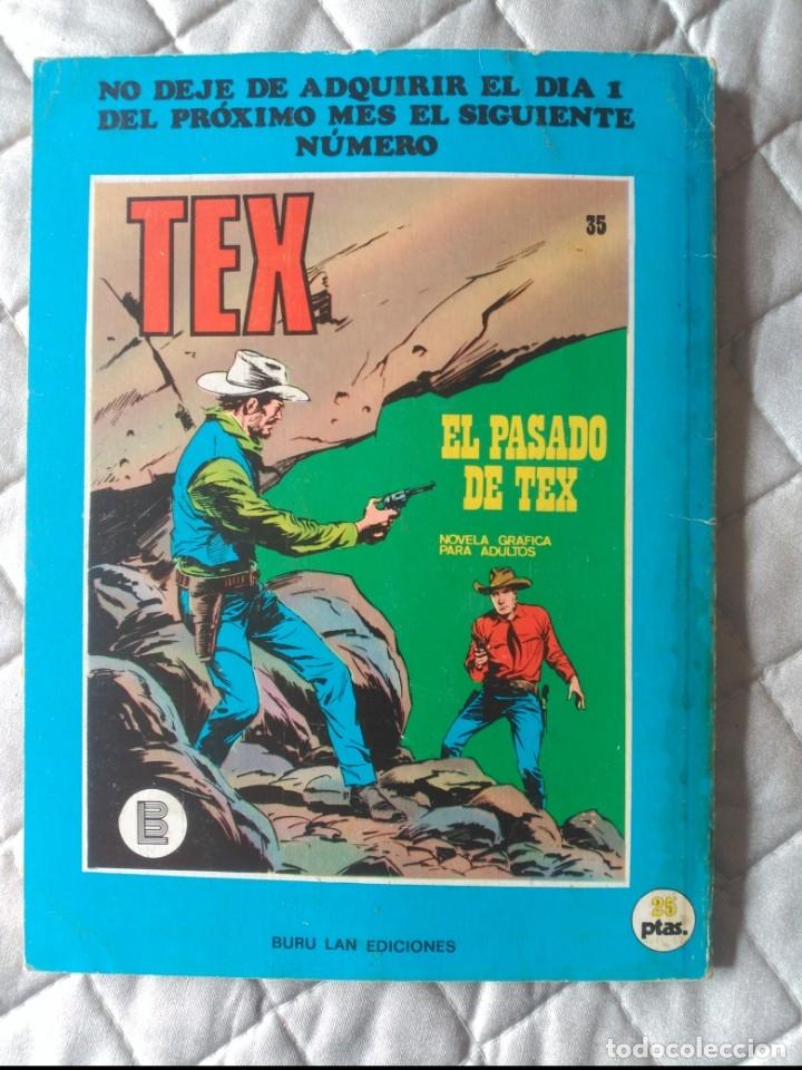Cómics: Tex Burulan Nº 34 - Foto 2 - 177000793