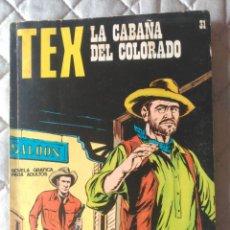Cómics: TEX BURULAN Nº 31. Lote 177001164