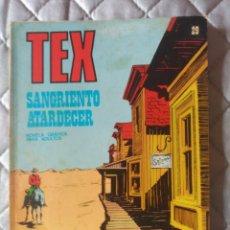 Cómics: TEX BURULAN Nº 29. Lote 177001345