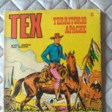 Cómics: TEX BURULAN Nº 23. Lote 177002237