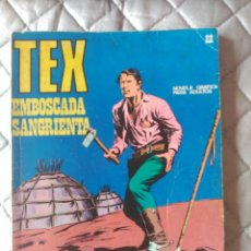 Cómics: TEX BURULAN Nº 22. Lote 177005538