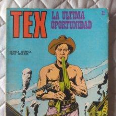 Cómics: TEX BURULAN Nº 21. Lote 177005597
