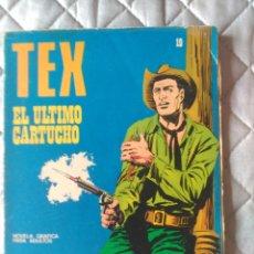 Cómics: TEX BURULAN Nº 19 MUY DIFÍCIL. Lote 177005702