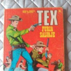 Cómics: TEX BURULAN Nº 14. Lote 177006075