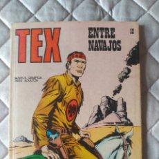 Cómics: TEX BURULAN Nº 12 MUY DIFÍCIL. Lote 177006220