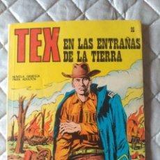 Cómics: TEX BURULAN Nº 10 MUY DIFÍCIL EN ESTE ESTADO. Lote 177006350