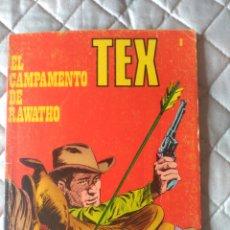 Cómics: TEX BURULAN Nº 8 MUY DIFÍCIL. Lote 177006497