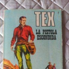 Cómics: TEX BURULAN Nº 7 MUY DIFÍCIL. Lote 177006563