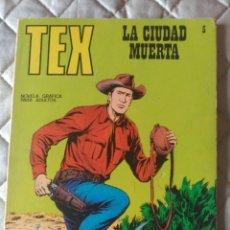 Cómics: TEX BURULAN Nº 5 MUY DIFÍCIL. Lote 177006699