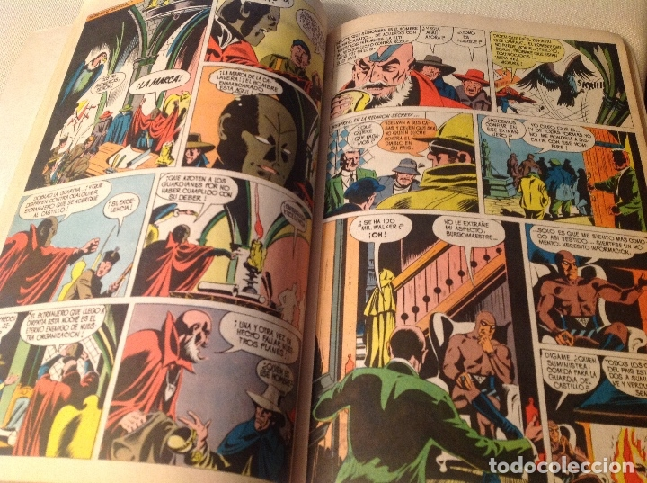 Cómics: Album , el hombre enmascarado , tomó 1 - Foto 3 - 177208625