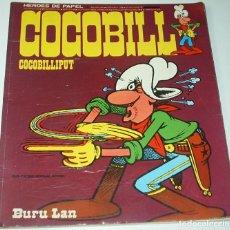 Cómics: COCOBILL Nº 1 -- ORIGINAL BURU LAN. LEER DESCRIPCIÓN. Lote 177570362