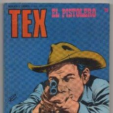 Cómics: TEX Nº 79 (BURU LAN 1974). Lote 177735133