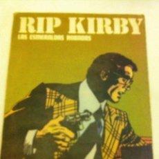 Cómics: RIP KIRBY - 80 PÁGINAS -HISTORIAS COMPLETAS (LAS ESMERALDAS ROBADAS Y DESMOND SE ENAMORA). Lote 177735579