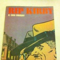 Cómics: RIP KIRBY - 80 PÁGINAS -HISTORIAS COMPLETAS- (EL CASO FARADAY. Lote 177735807