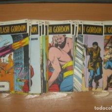 Cómics: HEROES DEL COMIC FLASH GORDON. BURU LAN. 52 NUMEROS. 37 DIFERENTES Y 15 REPETIDOS.. Lote 177792159