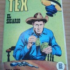 Cómics: TEX - NÚMERO 2: EL SICARIO - AÑO 1971 - BUEN ESTADO. Lote 178011502