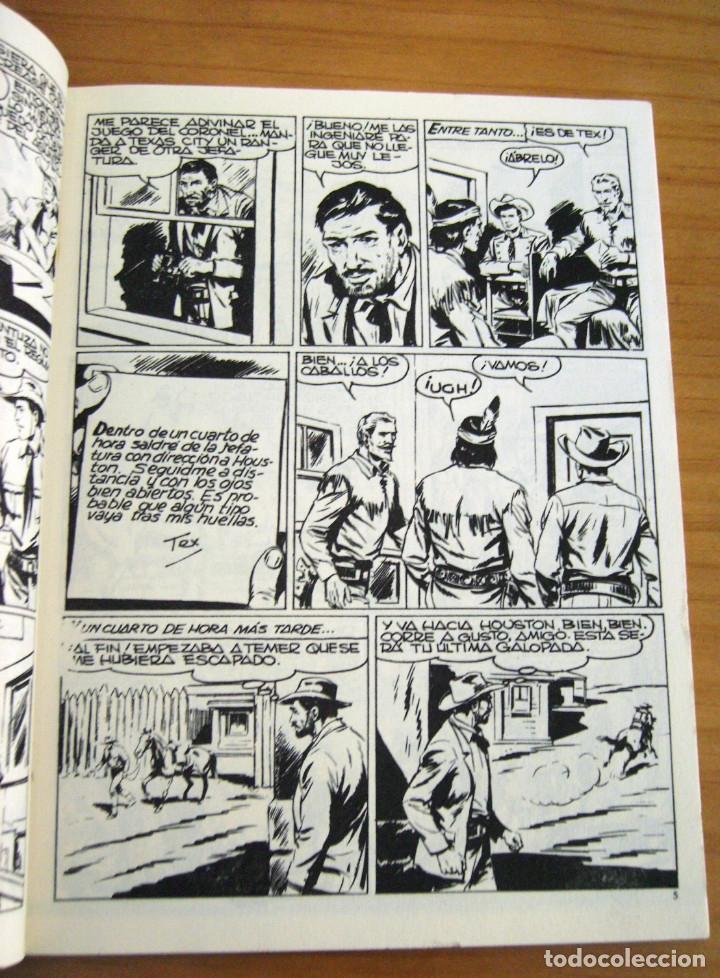 Cómics: TEX - NÚMERO 2: EL SICARIO - AÑO 1971 - BUEN ESTADO - Foto 3 - 178011502