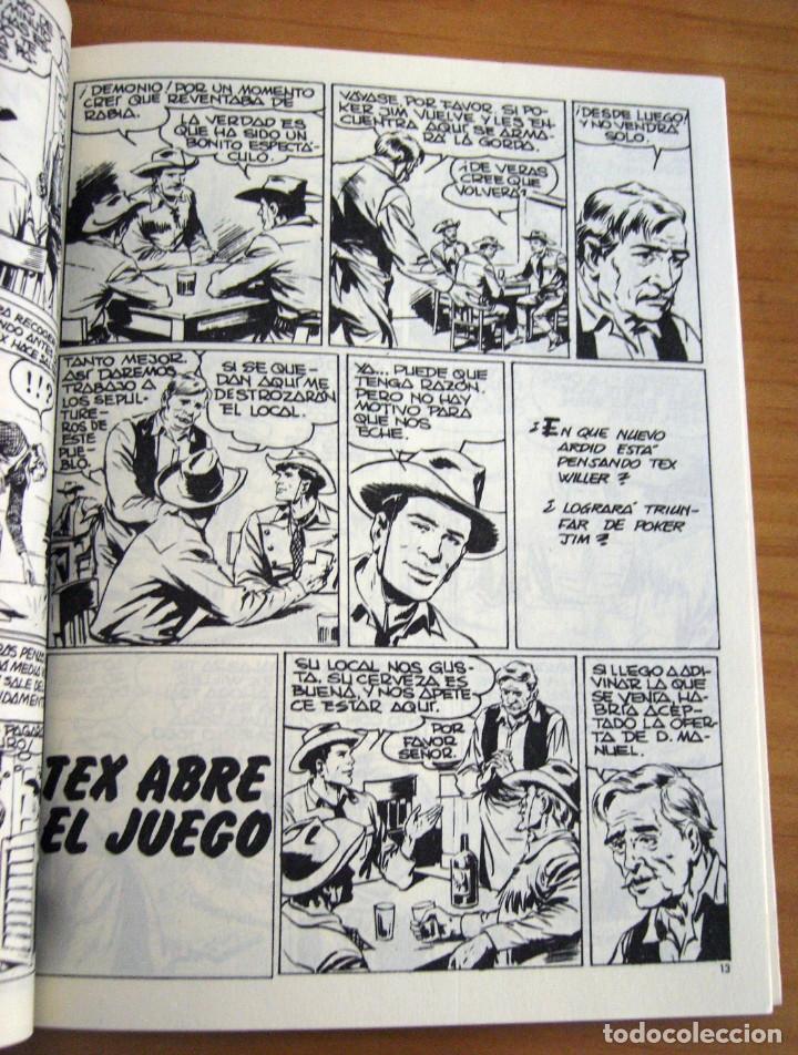 Cómics: TEX - NÚMERO 2: EL SICARIO - AÑO 1971 - BUEN ESTADO - Foto 7 - 178011502