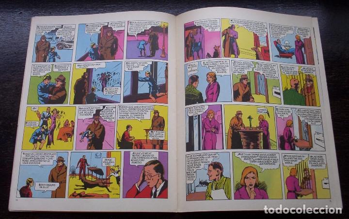 Cómics: EL HOMBRE ENMASCARADO - FASCÍCULO 1: EL HOMBRE ENMASCARADO EN LONDRES - AÑO 1971 - Foto 7 - 178310467