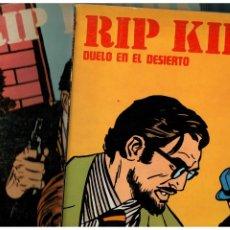 Cómics: RIP KIRBY -BURU LAN,1974- TOMOS 1,2,3,5,9 Y 11. LEER. Lote 178366501