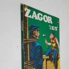 Comics : ZAGOR. Nº 56. BURU LAN. RESERVADO (EUROCHAPELA). Lote 178724495