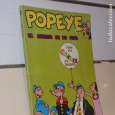 Cómics: POPEYE Nº 2 EL MARINO DE LA PIPA NO LLEVA EL CARTEL DE REGALO - BURU LAN. Lote 178886241