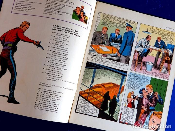 Cómics: FLASH GORDON, Nº 14 - 15 - 16 - 3 FASCICULOS DEL TOMO 2, 1971 - BURU-LAN COMICS,- COMO NUEVOS. - Foto 4 - 178887416