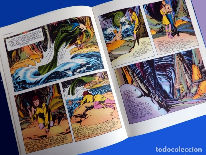 Cómics: FLASH GORDON, Nº 14 - 15 - 16 - 3 FASCICULOS DEL TOMO 2, 1971 - BURU-LAN COMICS,- COMO NUEVOS. - Foto 8 - 178887416