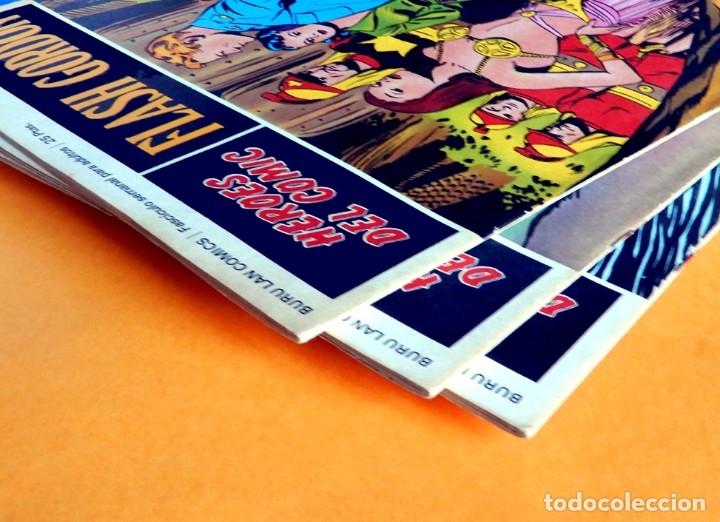 Cómics: FLASH GORDON, Nº 14 - 15 - 16 - 3 FASCICULOS DEL TOMO 2, 1971 - BURU-LAN COMICS,- COMO NUEVOS. - Foto 9 - 178887416