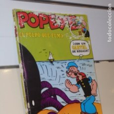 Cómics: POPEYE Nº 11 EL PULPO QUE FUMA NO LLEVA EL CARTEL DE REGALO - BURU LAN. Lote 178889038