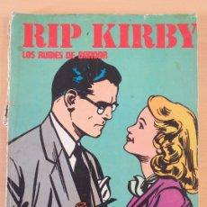Cómics: RIP KIRBY - LOS RUBIES DE BANDAR. BURULAN EPISODIO COMPLETO. . Lote 178927802