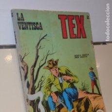 Cómics: TEX Nº 52 LA VENTISCA - BURU LAN. Lote 179026811