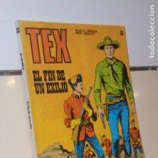 Cómics: TEX Nº 53 EL FIN DE UN EXILIO - BURU LAN. Lote 179026997