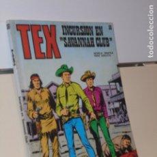 Cómics: TEX Nº 56 INCURSION EN SAVANNAH CLUB - BURU LAN. Lote 179027191