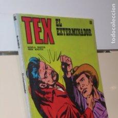 Cómics: TEX Nº 66 EL EXTERMINADOR - BURU LAN. Lote 179027468