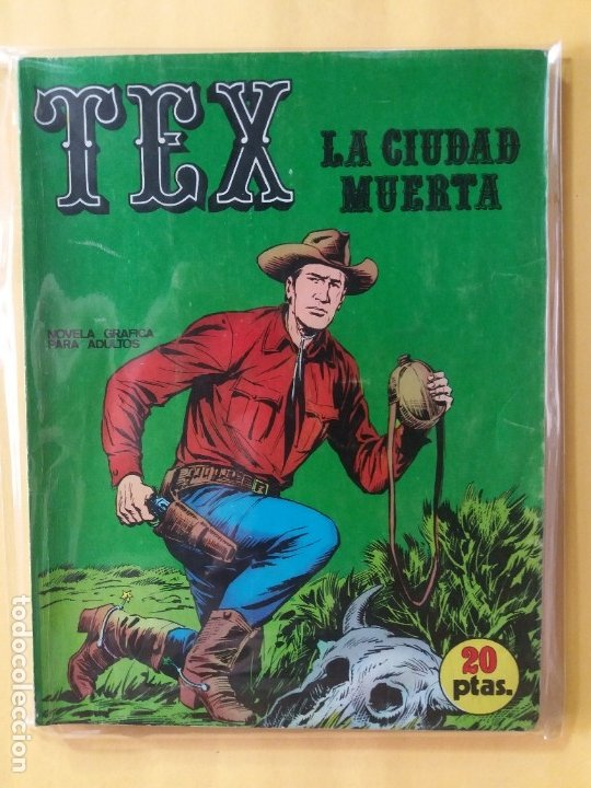 TEX Nº 5 - BURU LAN (Tebeos y Comics - Buru-Lan - Tex)