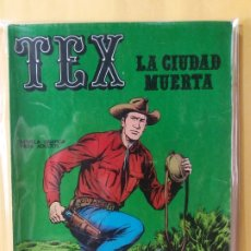 Cómics: TEX Nº 5 - BURU LAN. Lote 179065951